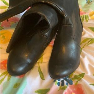 torrid Shoes - Black high heel boots